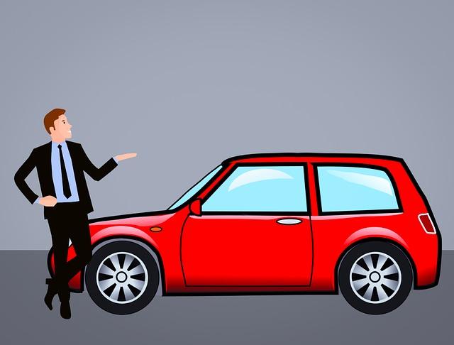 קניית מכונית
